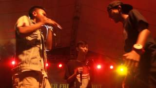 ARI GRT vs TYAR BDG Friendship Moment 2014 Beatbox Battle Chionship Semi Final Part 2