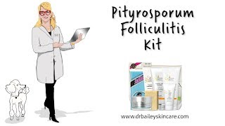 Get Rid of Face and Body Acne - [Dermatologist's Kit for Pityrosporum Folliculitis](2018)
