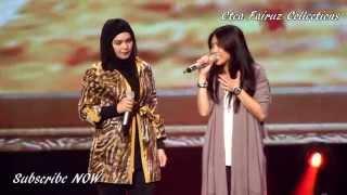 ABPBH2014 Rehearsal-Dato Siti Nurhaliza & Dayang Nurfaizah HD