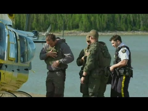 'Mantracker' Terry Grant weighs in on the possible scenarios in Manitoba manhunt