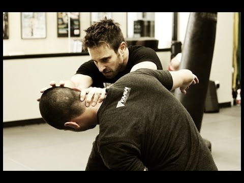 Kidnapping Bearhug Defense : Krav Maga Technique : KMW Krav Maga Self Defense w/ AJ Draven