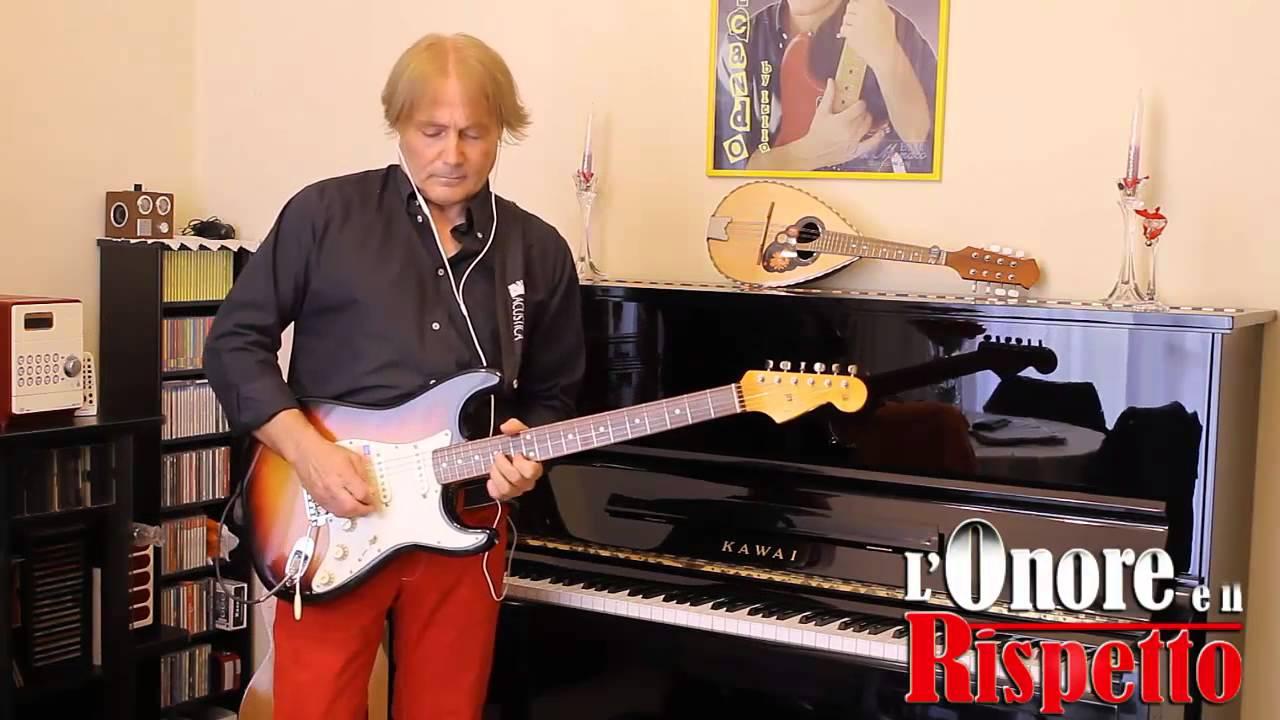 L' Onore e il Rispetto (Colonna Sonora) Cover Sax & Guitar