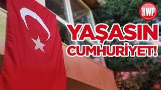 YAŞASIN CUMHURİYET!   29 Ekim Cumhuriyet Bayramımız kutlu olsun!