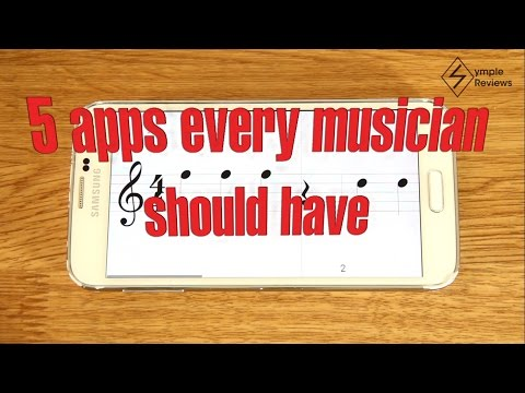 5 free apps every musician should have