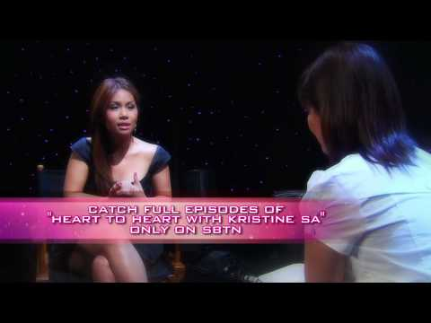 "Kristine Sa & Minh Tuyet (""Heart To Heart"" on SBTN short clip)"