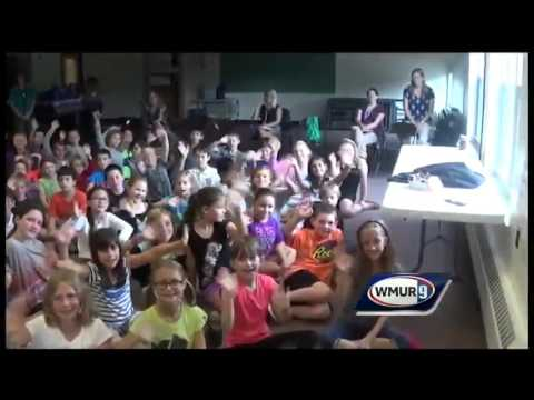 School visit: Riddle Brook School in Bedford