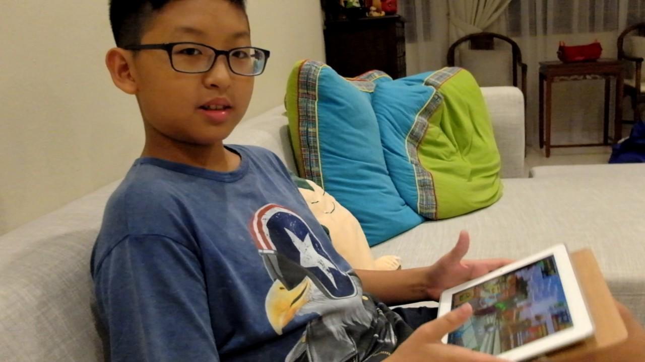 Chee Anh Tsuen - New Youtuber