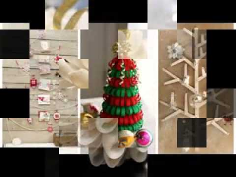 simple diy christmas decorations ideas for kids - Simple Christmas Decoration Ideas