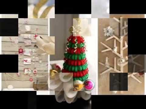 simple diy christmas decorations ideas for kids - Simple Christmas Decoration Ideas