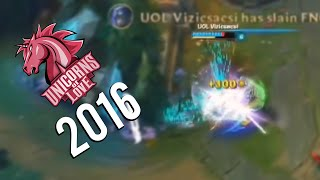 BEST OF UOL 2016 | (League of Legends)