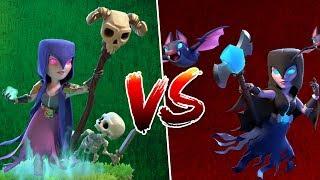 NACHTHEXE vs. HEXE!    CLASH ROYALE    Let