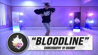 ARIANA GRANDE - BLOODLINE / Choreography by Chemmy