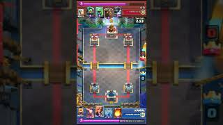 Clash royale:- Ground Vs Air troops