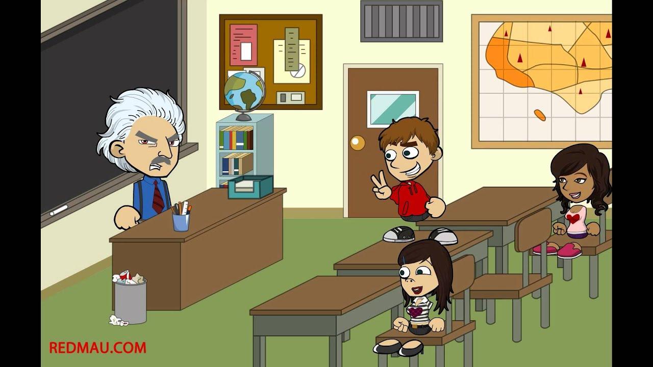 Tirando con la profesora - 2 3