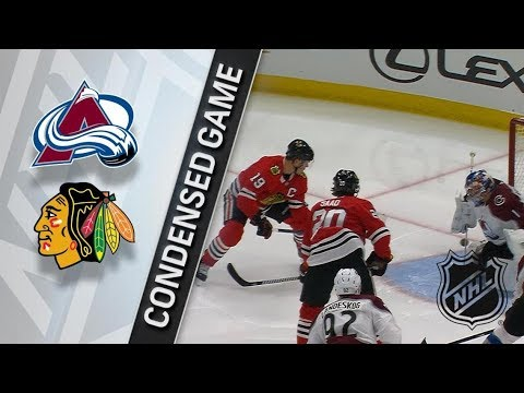 Colorado Avalanche vs Chicago Blackhawks – Mar. 06, 2018 | Game Highlights | NHL 2017/18. Обзор