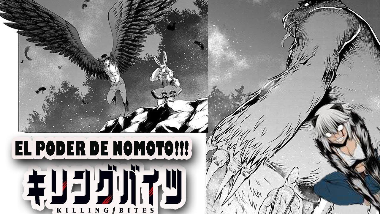 Download EL VERDADERO PODER DE NOMOTO I ¿UNA BESTIA INVENCIBLE? I QUE PASO EN KILLING BITES 11