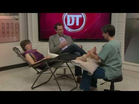 NHPC  Dinner Television: Reflexology (Part 2 of 5)