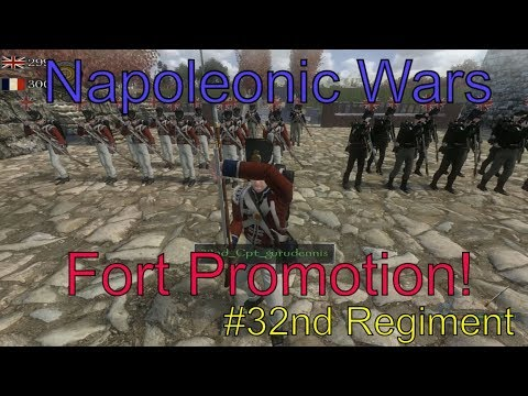 M&B Napoleonic Wars: Defense of Fort Promotion!