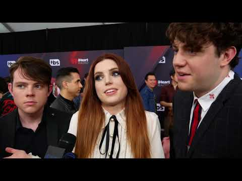 Echosmith at iHeart Music Awards 2018