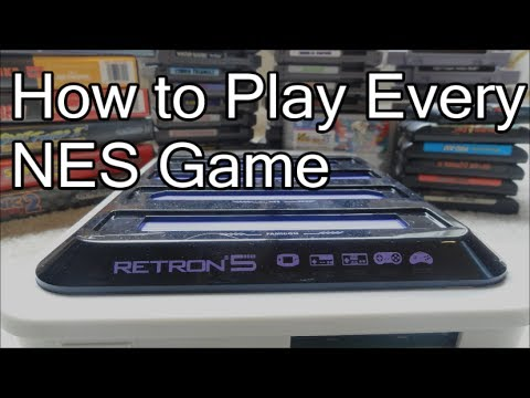 how to play snes games