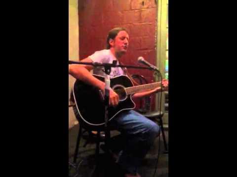 Brett Schieber sings Spinning (Live at Java Monkey in Decatur, GA)