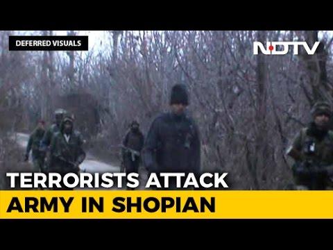 3 Soldiers Dead In Terror Attack In Kashmir's Shopian, Woman Killed In Firing