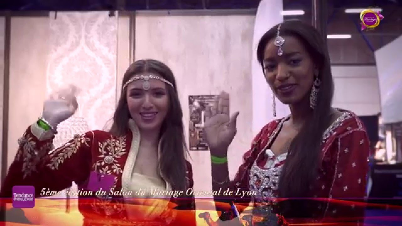 5 me dition grand salon du mariage oriental de lyon by tendancevents youtube - Salon du mariage oriental lyon ...