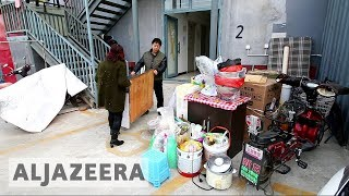 Beijing's 'Ruthless' Eviction of Migrant Workers Under Fire