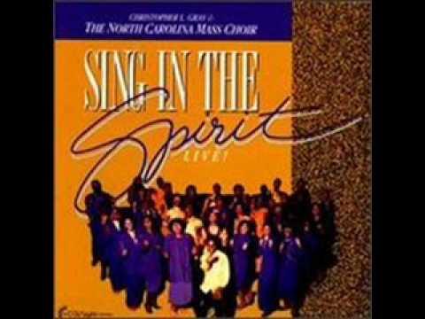 North Carolina Mass Choir-Jesus Is Coming