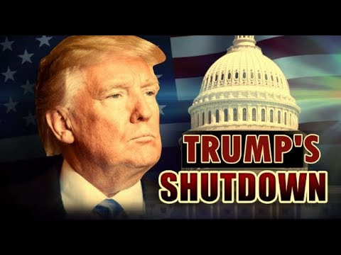 The RISE of The Cabal! Government SHUTDOWN December 21st 2018
