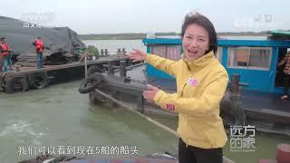 [远方的家]大运河(48) 湖中运河 水上列车  CCTV中文国际 - YouTube