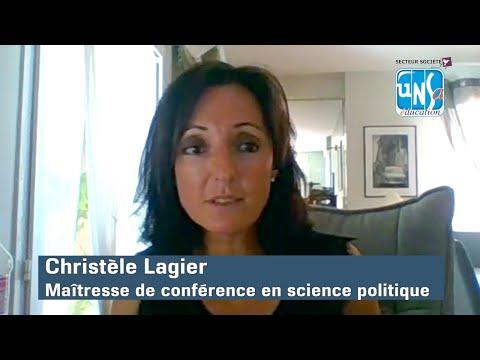 Christèle Lagier - Le RN et les élections régionales et départementales