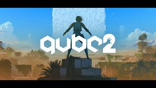 Q.U.B.E. 2 – CODEX| FREE PC |FIRST-PERSON | PUZZLE GAME