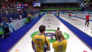 Canada Win Men's Curling Gold - Highlights - Vancouver 2010 Winter Olympics