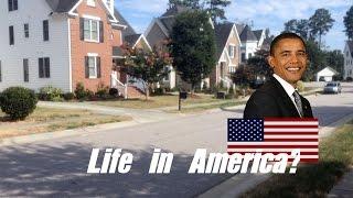 Как живут Американцы?| Американское соседство
