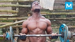 No Fancy Equipment... No Selfies... Just Hard Work | Muscle Madness