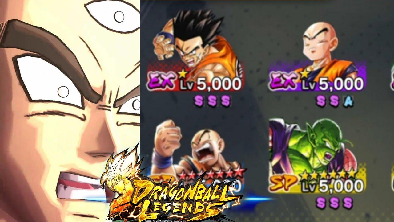 Así Fueron mis primeras Partidas con el nuevo Team Super Warrior. | Dragon Ball Legends