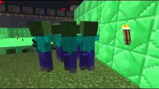 Minecraft | Burhan vs Zombies