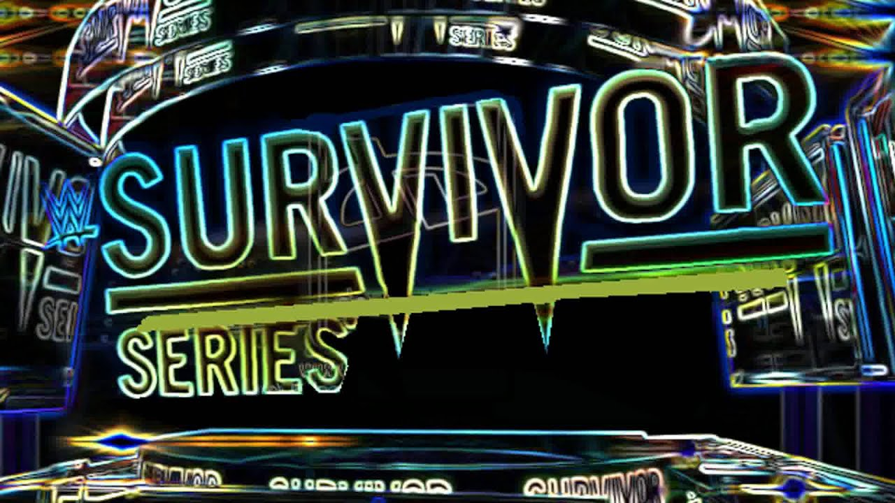 wwe survivor series 2015 theme song youtube
