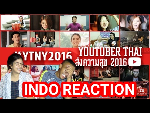 #Shavlog20: INDO REACTION TO YOUTUBE REWIND THAILAND  | ADA PEREK THAILAND (Sasha Nadira)