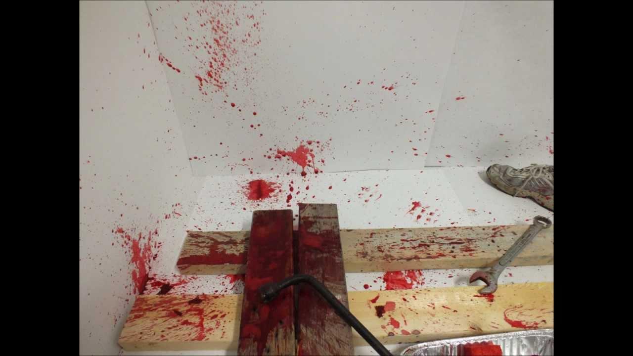 Basic Bloodstain Patternysis Course