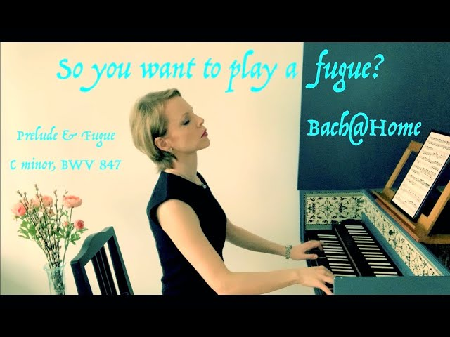 So you want to play a fugue?