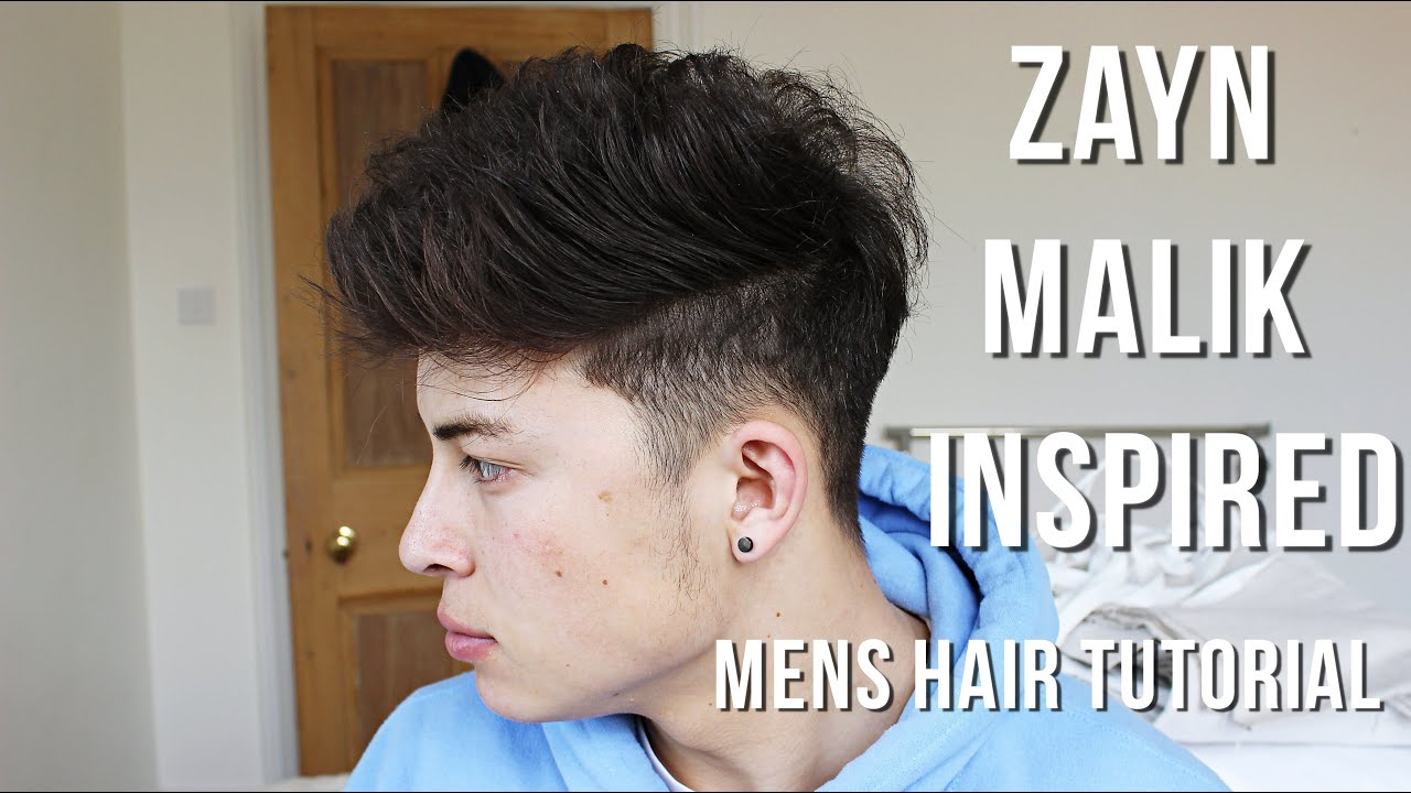 MENS HAIR TUTORIAL 2016