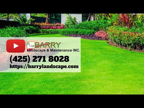 Landscaping Service in Eastside and South King County areas.