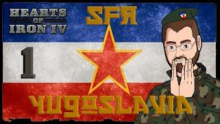 Tito's Yugoslavia [1] Hearts of Iron IV HOI4