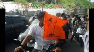kshatriya youth wing vizag rebels.flv