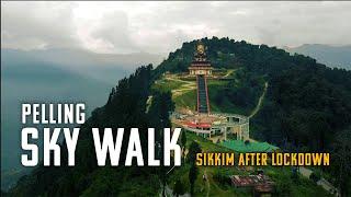 PELLING SKYWALK 2020   Pelling to Darjeeling   Sikkim after lockdown EP05   Missing Gears