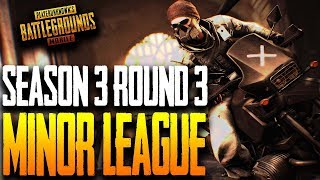 S3R3 - MINOR LEAGUES - (DIVA+DIVB) - TOURNAMENT PUBG MOBILE - Chaos, A$AP, MCL, LP, Rv