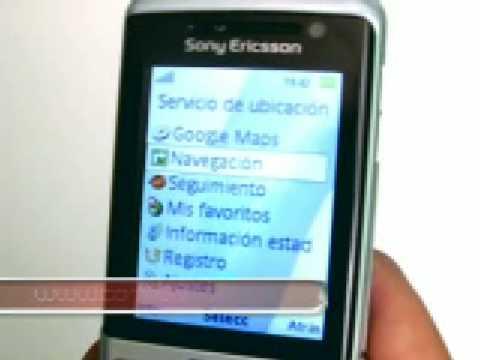 Reseña Sony Ericsson c702