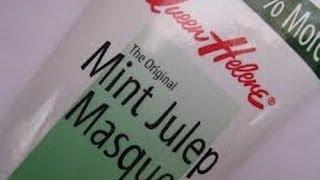 Revisión mascarilla JULEP MENTA - Queen Helene